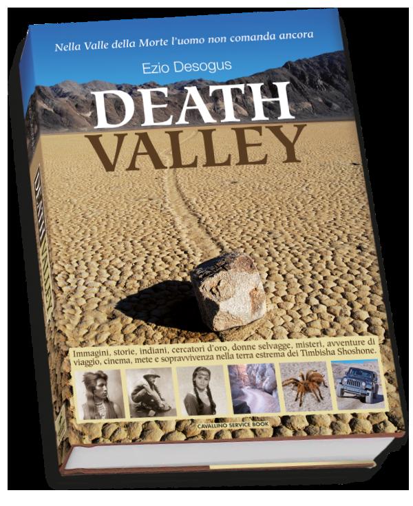 death valley libro valle della morte ezio desogus